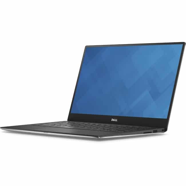 "Dell XPS 13 9350 13.3"" Notebook - Intel Core i5 (6th Gen) i5-6200U Dual-core (2 Core) 2.30 GHz - 8 GB LPDDR3 - 128 GB SSD - Windows 10 Pro 64-bit (English) - 1920 x 1080"