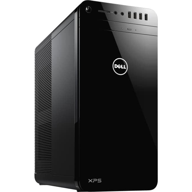 Dell XPS 8910 Desktop Computer - Intel Core i7 (6th Gen) i7-6700 3.40 GHz - 16 GB DDR4 SDRAM - 1 TB HDD - Windows 10 Home 64-bit (English) - Tower - Black