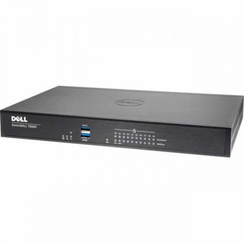 Dell TZ600 Network Security/Firewall Appliance