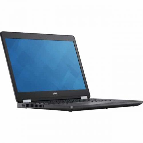 """Dell Latitude 14 5000 E5470 14"""" Notebook - Intel Core i5 (6th Gen) i5-6300U Dual-core (2 Core) 2.40 GHz - 4 GB DDR4 SDRAM - 500 GB HDD - Windows 10 Pro - 1366 x 768 - Black"""