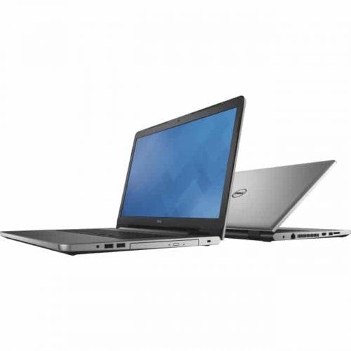 "Dell Inspiron 17 5000 17-5759 17.3"" Touchscreen Notebook - Intel Core i7 (6th Gen) i7-6500U Dual-core (2 Core) 2.50 GHz - 16 GB DDR3L SDRAM - 1 TB HDD - Windows 10 Home 64-bit (English) - 1920 x 1080 - TrueLife - Matte Silver"