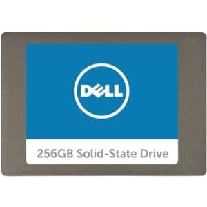 "Dell 256 GB 2.5"" Internal Solid State Drive"