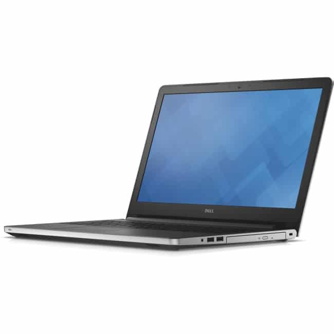 "Dell Inspiron 15 5000 15 5555 15.6"" Notebook - AMD A-Series A6-7310 Quad-core (4 Core) 2 GHz - 4 GB DDR3L SDRAM - 1 TB HDD - Windows 10 Home 64-bit - 1366 x 768 - TrueLife - Silver Gray"