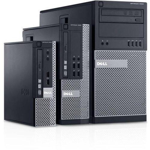 Dell OptiPlex 9020 Desktop Computer - Intel Core i7 (4th Gen) i7-4790 3.60 GHz - 8 GB DDR3 SDRAM - 500 GB HDD - Windows 7 upgradable to Windows 10 Pro - Small Form Factor