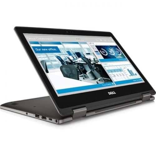 """Dell Latitude 13-3000 13-3379 13.3"""" Touchscreen LCD 2 in 1 Notebook - Intel Core i5 (6th Gen) i5-6300U Dual-core (2 Core) 2.40 GHz - 8 GB DDR4 SDRAM - 256 GB SSD - Windows 10 Pro 64-bit (English/French/Spanish) - 1920 x 1080 - TrueLife, In-plane Switching (IPS) Technology - Convertible"""
