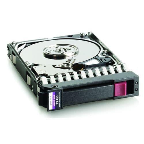 "HP 72 GB 2.5"" Internal Hard Drive"