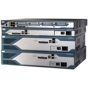 Cisco 2821 Integrated Services Router