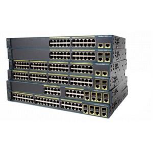Cisco Catalyst 2960-24TC Managed Ethernet Switch