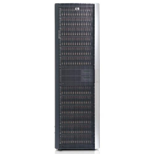 HP StorageWorks Hard Drive Array - 120 TB Supported HDD Capacity