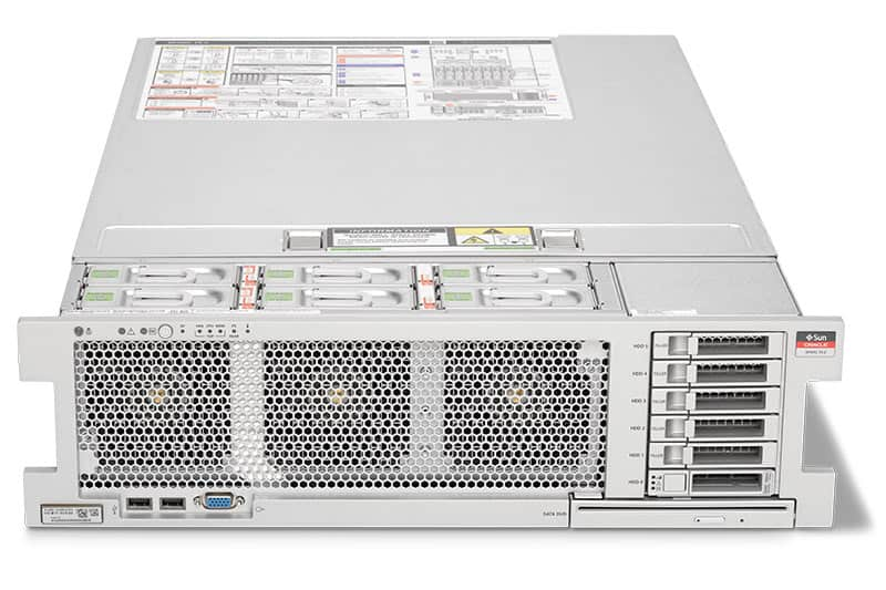 Oracle SUN Sparc T5-2