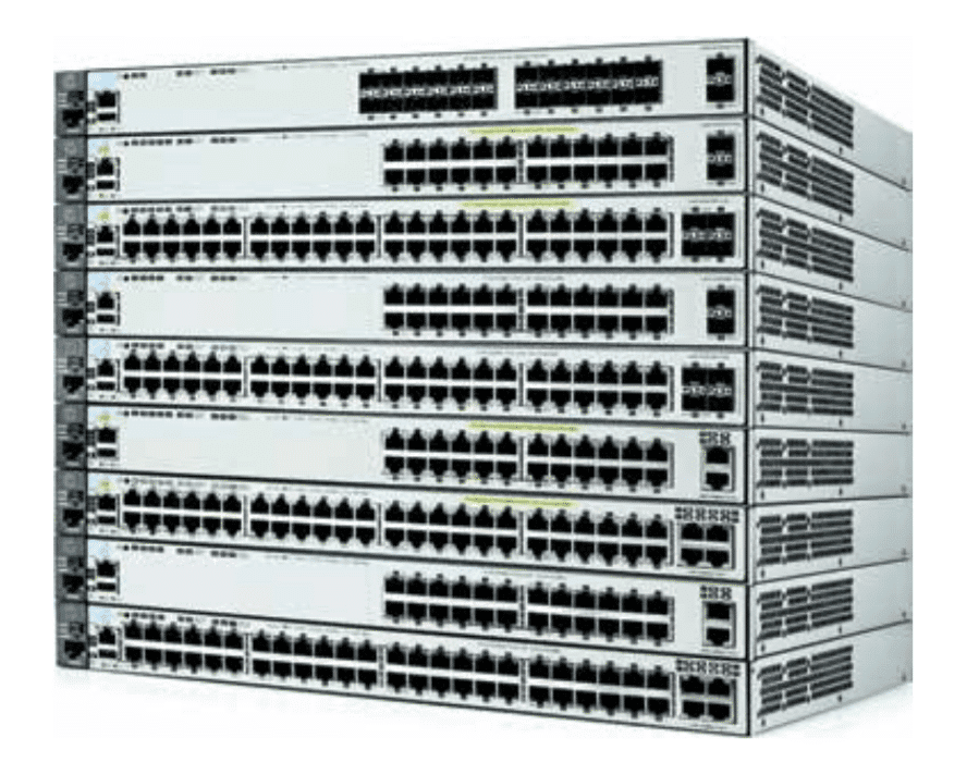 HPE 3800 Switches