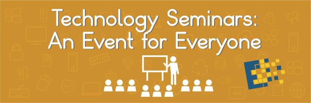 Techologies Seminars CCNY Tech Blog