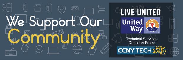 ccny blog community united way