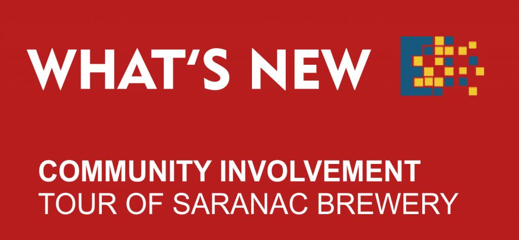 ccny blog whats new saranac tour