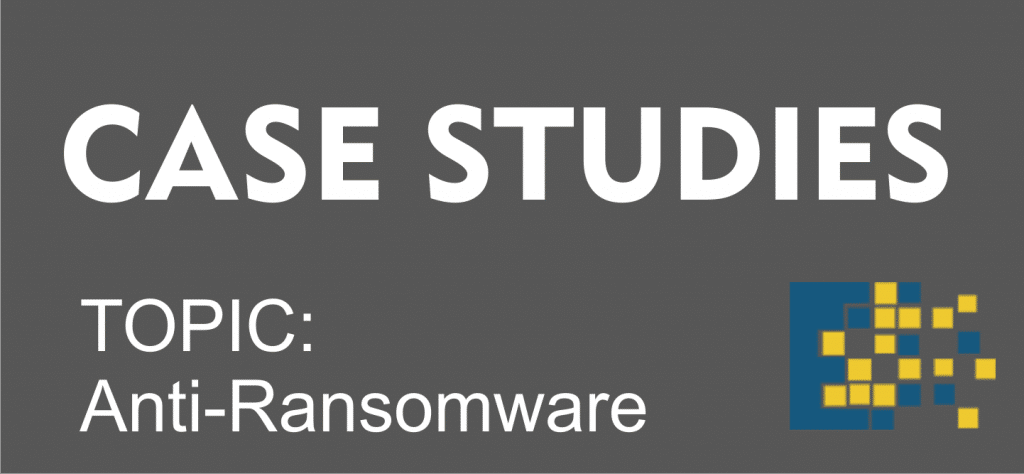 ccny case study anti ransomeware and malware