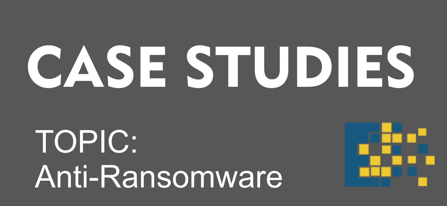 ccny case study anti ransomeware and malware