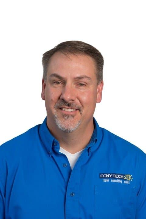 Scott Fluty CCNY Tech