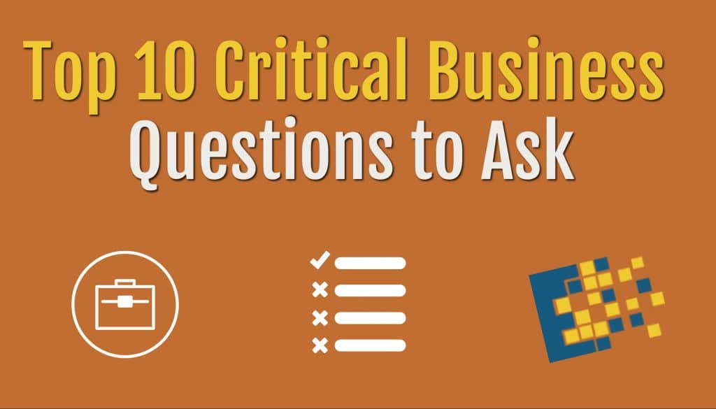 top10 business questions