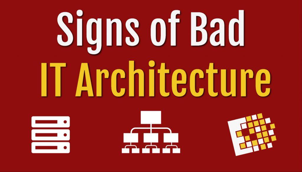 Blog IT Architecture