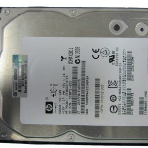 HP 600 GB 3.5 inch Internal Hard Drive