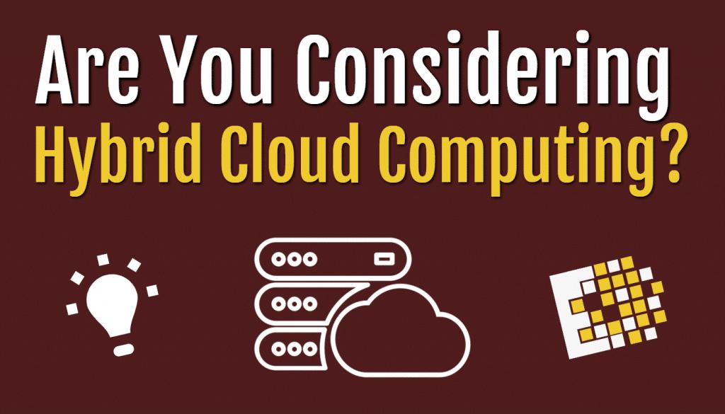 Hybrid Cloud CCNY Tech Blog