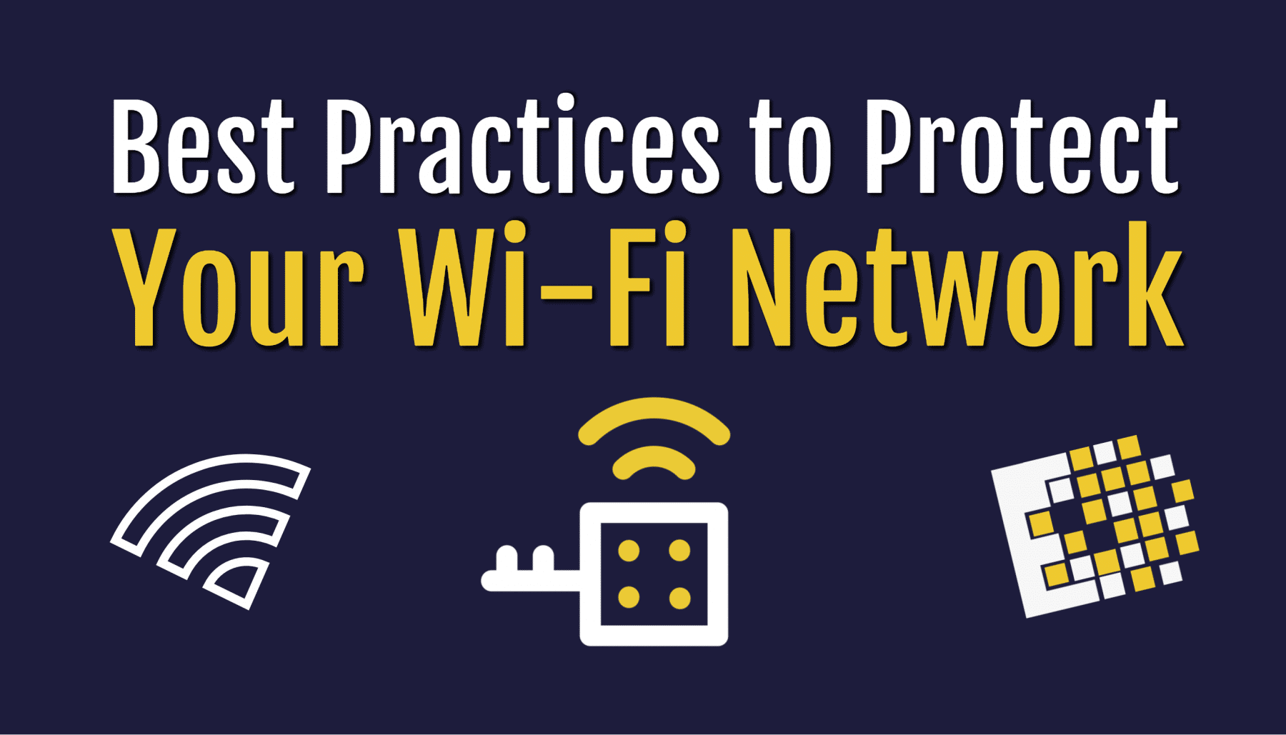 Wifi Protection tips