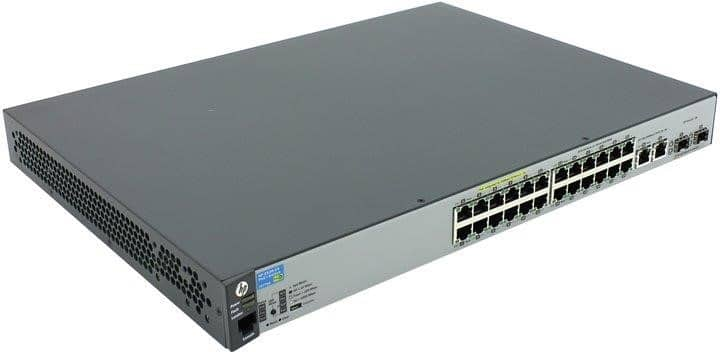 Hp Aruba J9779A 2530 24 PoE plus Switch