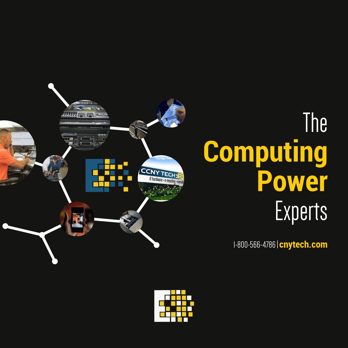 ccny tech computer power