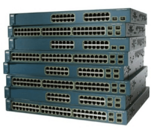 Cisco Catalyst 3560 CCNY