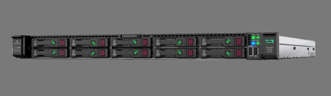HPE ProLiant DL360 Gen10 Server (2)