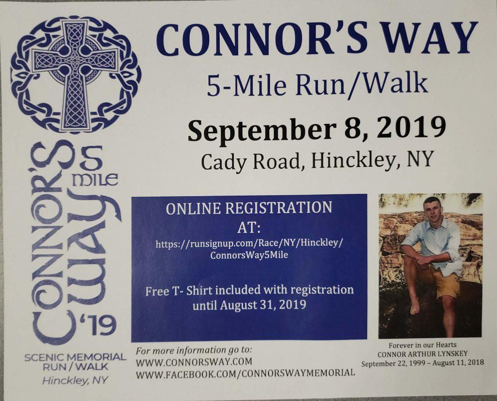 Connors way - Utica - 2019