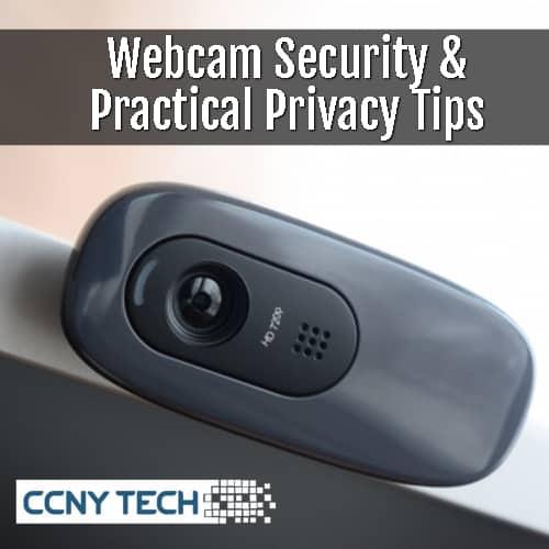 Webcam safety tips webcam privacy
