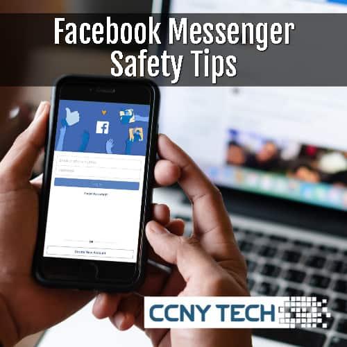 safety tips Facebook Messenger