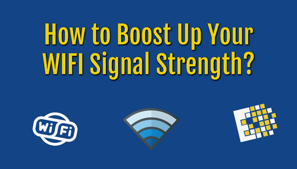 boosting wifi service and coverage
